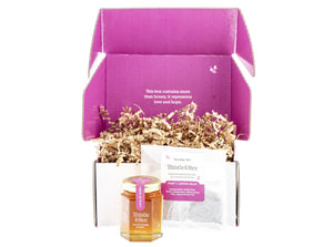 Honey + Tea Gift Set