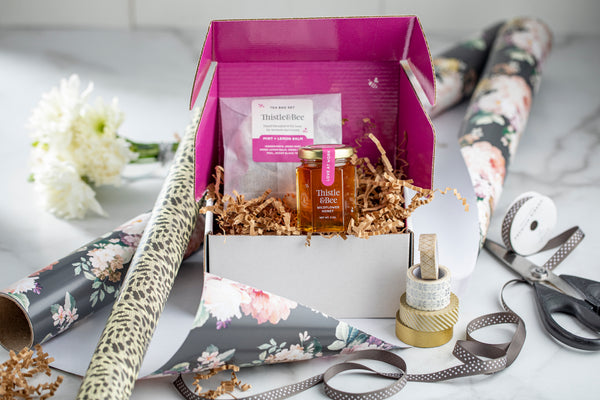 Tea + Honey Gift Set