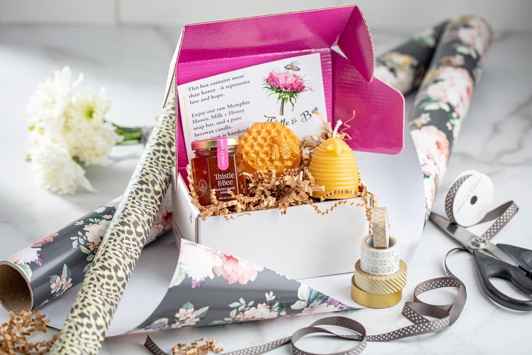 Relaxing Gift Box