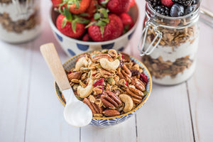 Honey Baked Granola