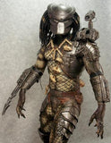 Classic Predator 2 heads options 1/6 Narin Sculpts Resin Model Kit Figures - indymodel88