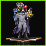 Batman and Kids Batman Family - STL File for 3D Print - indymodel88