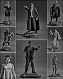 The Wolf Man Universal Classic Monster - STL File for 3D Print - indymodel88
