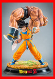 Dragon Ball Z Goku vs Nappa 1/6 resin model kit figures - indymodel88