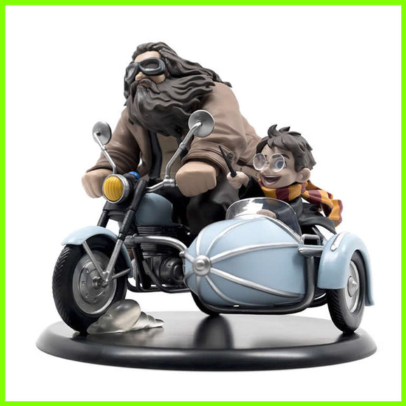 Harry Potter and Hagrid - STL File for 3D Print - indymodel88