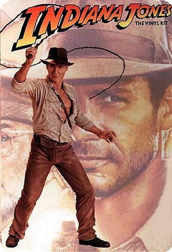 Indiana Jones Harrison Ford 1/6 vinyl model kit figures - indymodel88