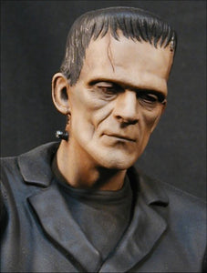 Frankenstein Boris Karloff 1/6 vinyl model kit figures - indymodel88