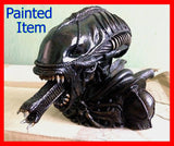 Alien Xenomorph Bust 1/5 Resin Painted Model - indymodel88