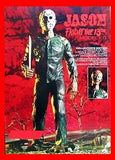 Jason Voorhees The Friday 13th 1/4 vinyl model kit figures - indymodel88