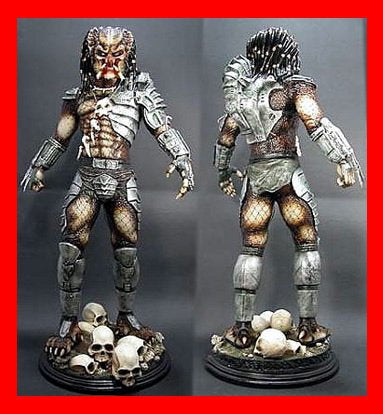 Predator 1/3 vinyl model kit figures - indymodel88
