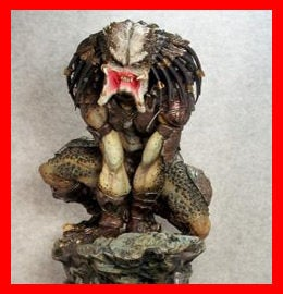 Shadow Hunter Predator 1/5 resin model kit figures - indymodel88