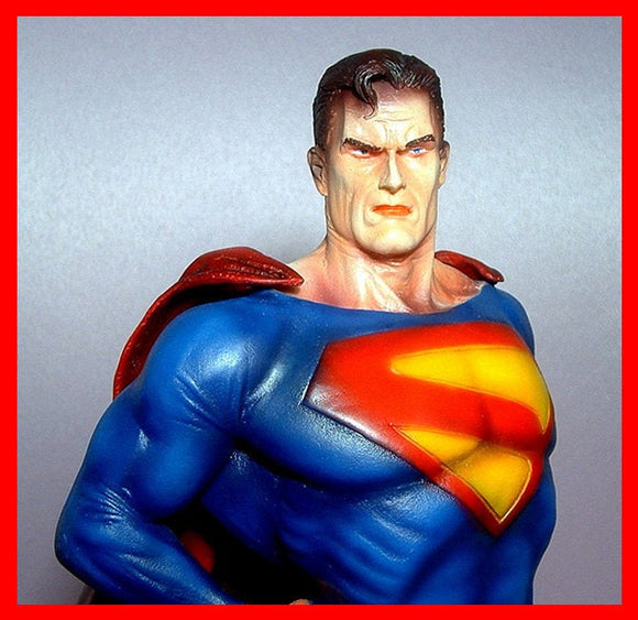 Superman 1/6 resin model kit figures - indymodel88