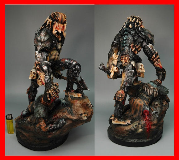 Barbarian Predator Warlord 1/6 Narin Sculpts resin model kit figures - indymodel88