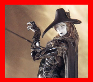 Nightmare Vampire Hunter D 1/8 Takeya resin model kit figures - indymodel88