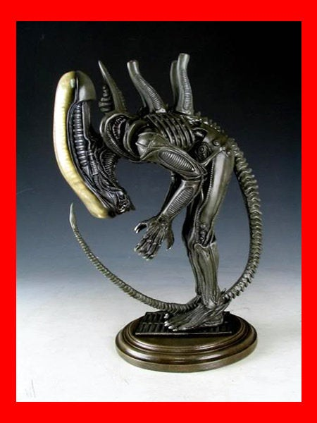 Commando Alien 1/6 resin model kit figures - indymodel88