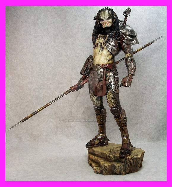 Alternative Hunter Predator 1/6 Narin Sculpts resin model kit figures - indymodel88