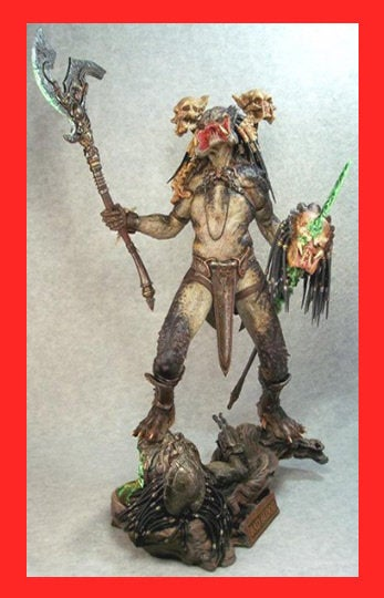 Bad Blood Predator 1/6 Narin Sculpts resin model kit figures - indymodel88