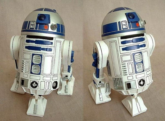 R2-D2 Robot Star Wars 1/6 vinyl model kit figures - indymodel88