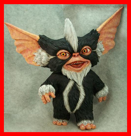 Mohawk Gremlins Life Size 1/1 resin model kit figures - indymodel88