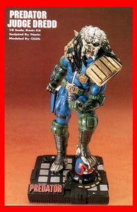 Predaor Judge Dredd 1/8 Narin Sculpts resin model kit figures - indymodel88