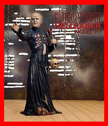Pinhead Hellraiser 1/6 vinyl model kit figures - indymodel88