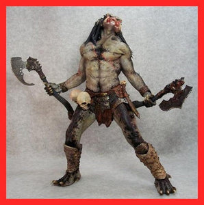 Double Axes Predator 1/6 Narin Sculpts resin model kit figures - indymodel88