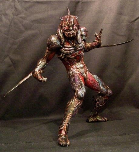 Guyver Zoanoid 1/6 vinyl model kit figures - indymodel88