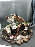 Awakened Frankenstein with Diorama 1/8 vinyl model kit figures - indymodel88