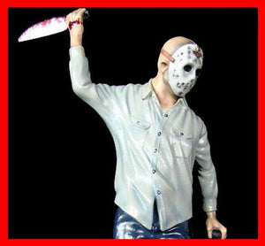 Jason Voorhees The Friday 13th 1/8 vinyl model kit figures - indymodel88