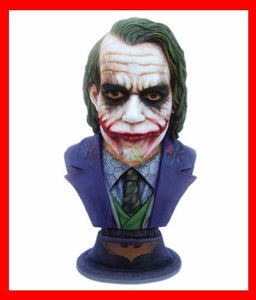 Joker Batman Bust 1/3 vinyl model kit figures - indymodel88