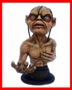 Gollum The Lord of the Rings Bust vinyl model kit figures - indymodel88