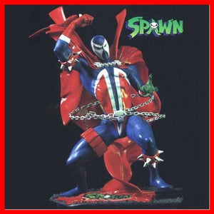 Spawn 1/5 vinyl model kit figures - indymodel88