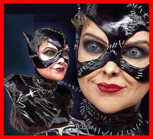 Catwoman Michelle Pfeiffer Bust Batman 1/1.5 vinyl model kit figures - indymodel88