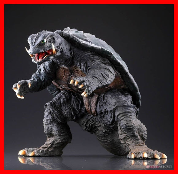 Gamera 1995 Guardian of the Universe 1/400 vinyl model kit figures - indymodel88