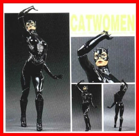 Catwoman Batman Michelle Pfeiffer 1/6 vinyl model kit figures - indymodel88