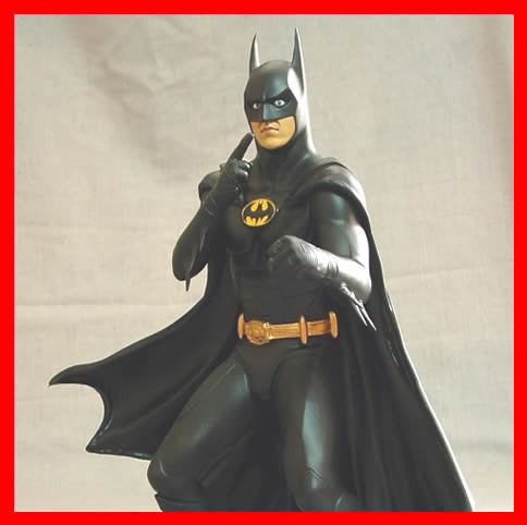 Batman Return Michael Keaton (#A) 1/6 vinyl model kit figures - indymodel88