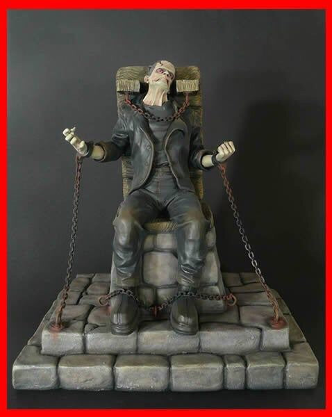Frankenstein in Fetter 1/8 resin model kit figures - indymodel88