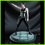 Trinity The Matrix - STL File for 3D Print - indymodel88