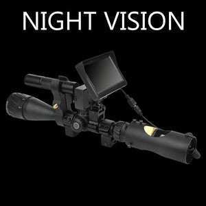 850nm Infrared LED IR  Night Vision Riflescope