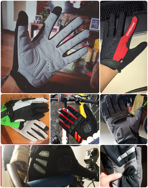 ROCKBROS Winter, Autumn, Windproof Cycling Gloves