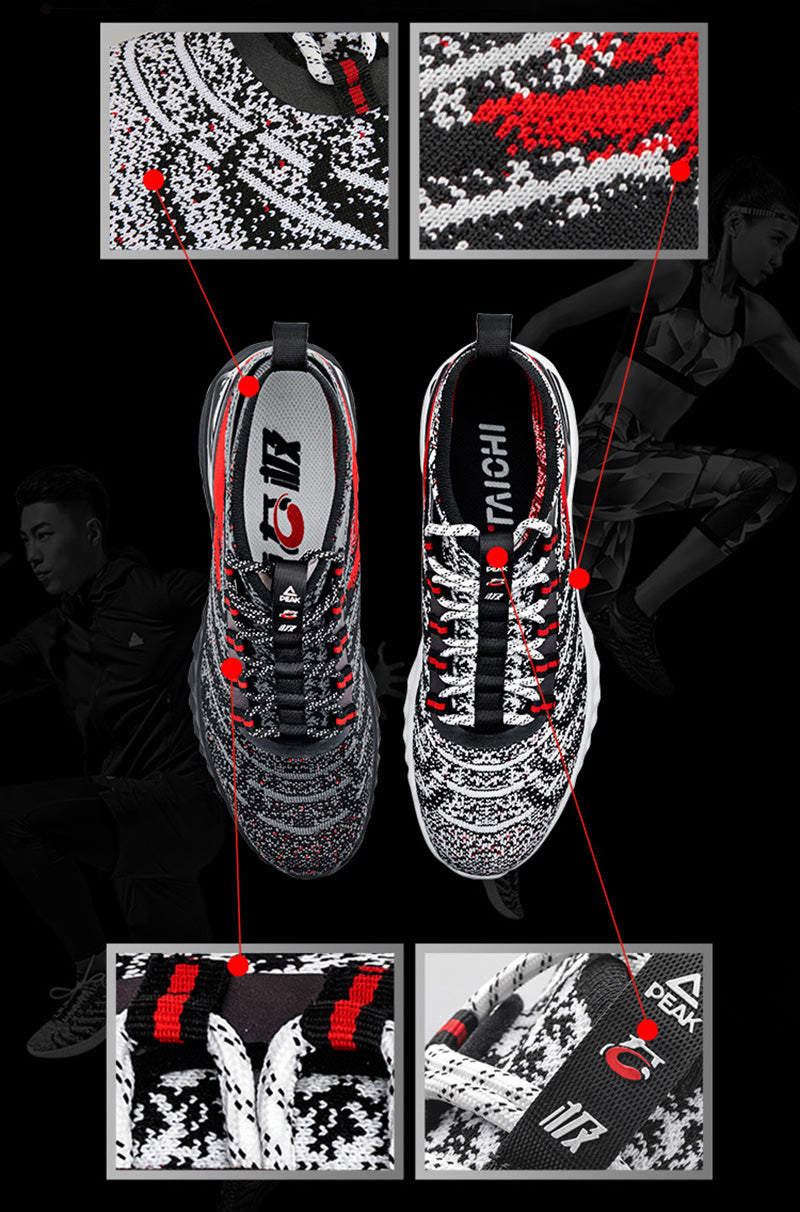 PEAK TAICHI Mens Shock Absorbing athletic Shoes