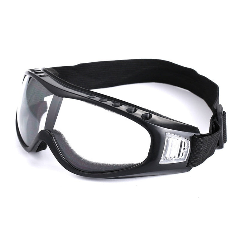 Motor cycle, Sports, Ski Goggles, Snow Blindness, UV Protective Sunglasses,