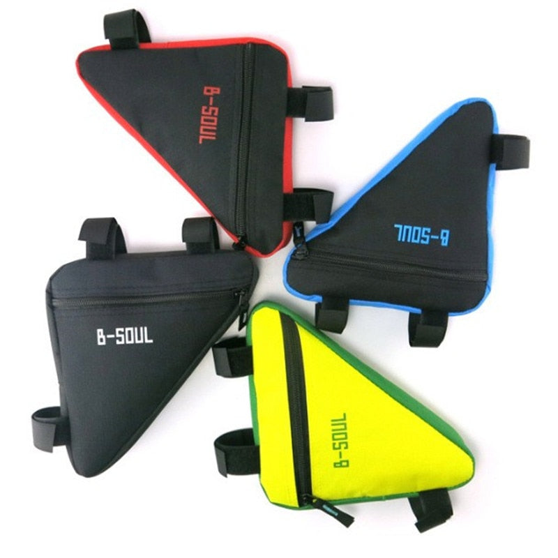 Waterproof Triangle Bike  Cellphone+Tools Bag