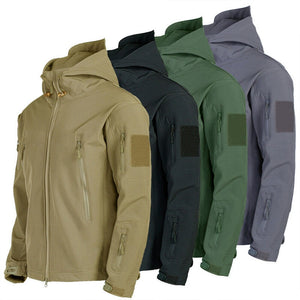 Waterproof Tactical Softshell Mens