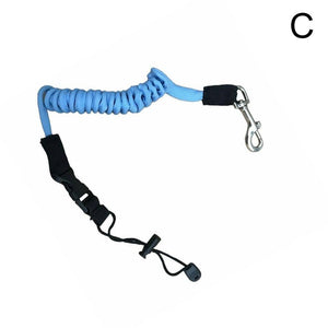 Rowing Boat Elastic Paddle Leash