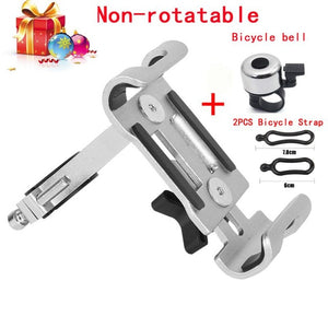 "Aluminum alloy bicycle phone holder 3.5-6.5 ""GPS"