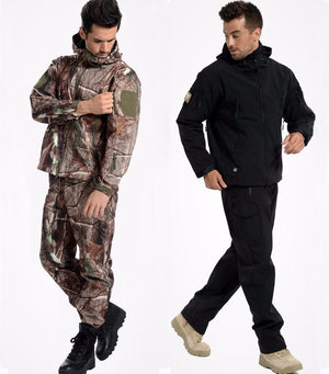 New Men Sport Waterproof Hunting Clothes