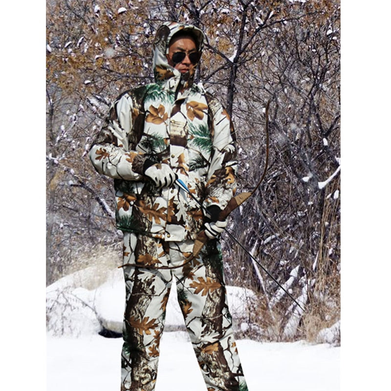 Winter Waterproof Ghillie Suits