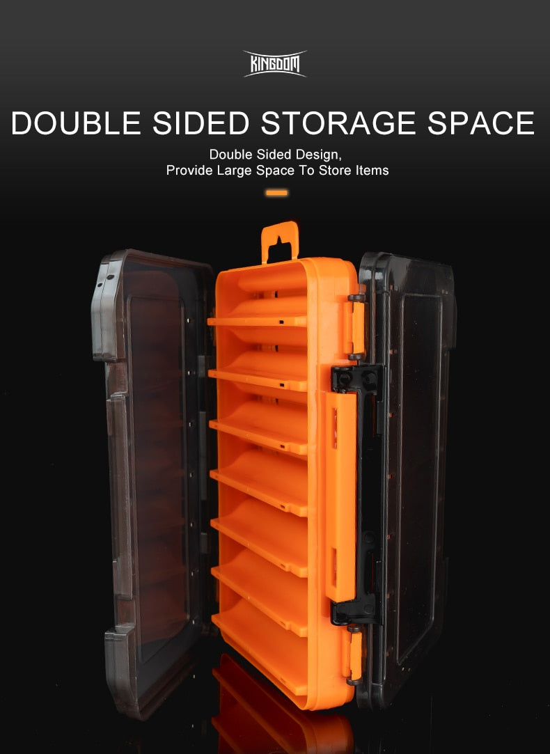 Kingdom  12 14 compartments Double Sided High Strength
