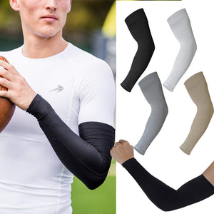 4 Pairs Unisex Cooling Arm Sleeves